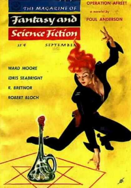 Fantasy and Science Fiction 64