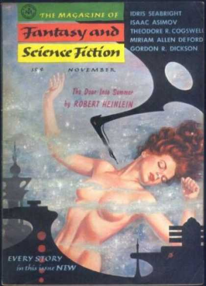Fantasy and Science Fiction 66