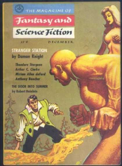 Fantasy and Science Fiction 67