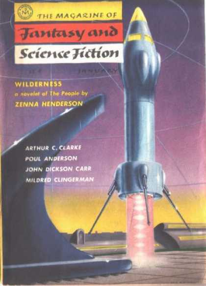 Fantasy and Science Fiction 68