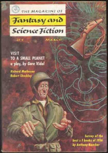 Fantasy and Science Fiction 70