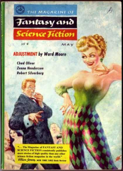 Fantasy and Science Fiction 72