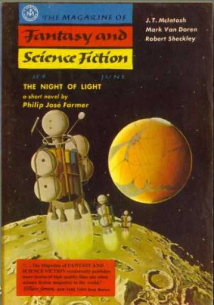 Fantasy and Science Fiction 73