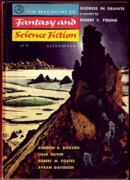 Fantasy and Science Fiction 76