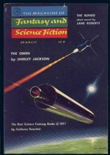 Fantasy and Science Fiction 82