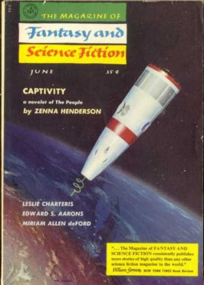 Fantasy and Science Fiction 85
