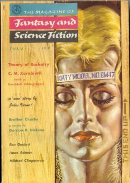 Fantasy and Science Fiction 86