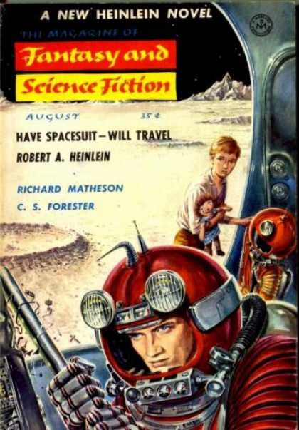 Fantasy and Science Fiction 87