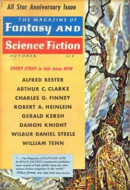 Fantasy and Science Fiction 89