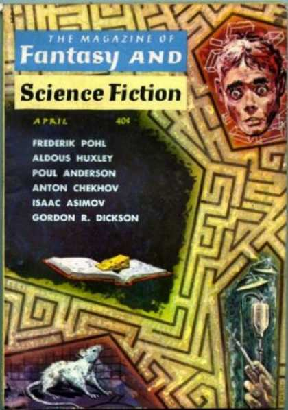 Fantasy and Science Fiction 95