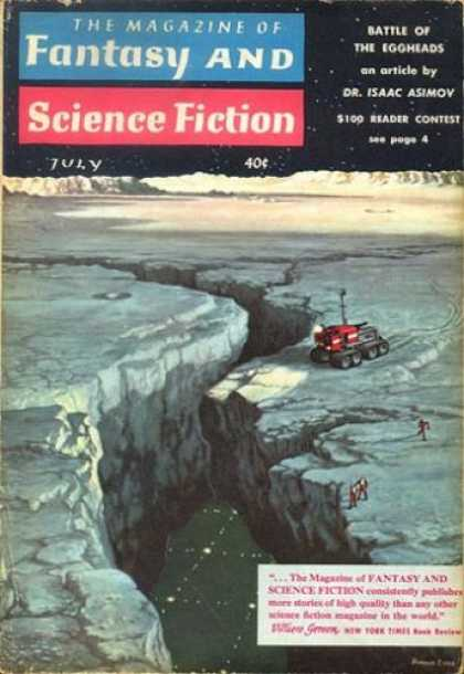Fantasy and Science Fiction 98