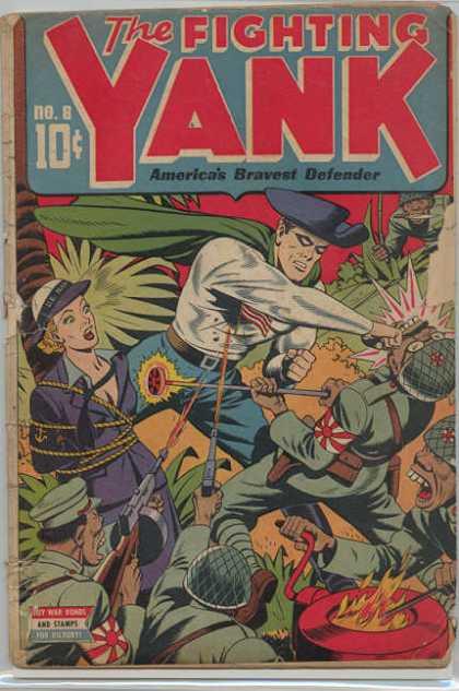 Fighting Yank 8