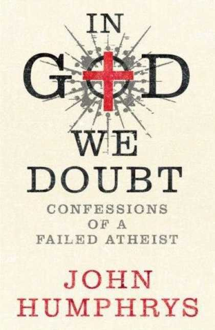 Greatest Book Covers - In God We Doubt