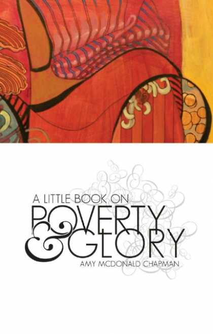 Greatest Book Covers - A Little Book on Poverty & Glory