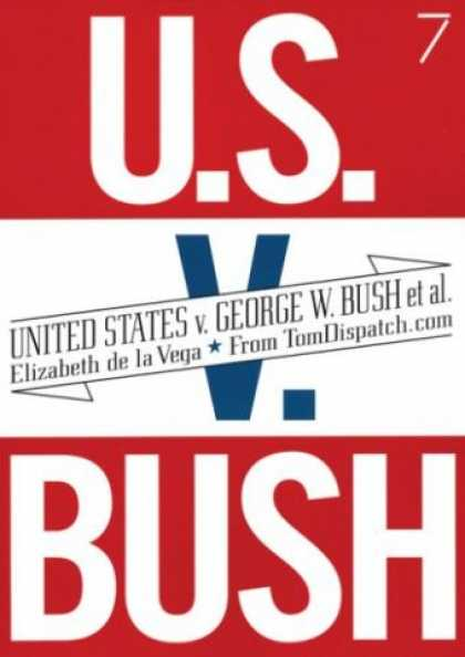 Greatest Book Covers - U.S. v. Bush