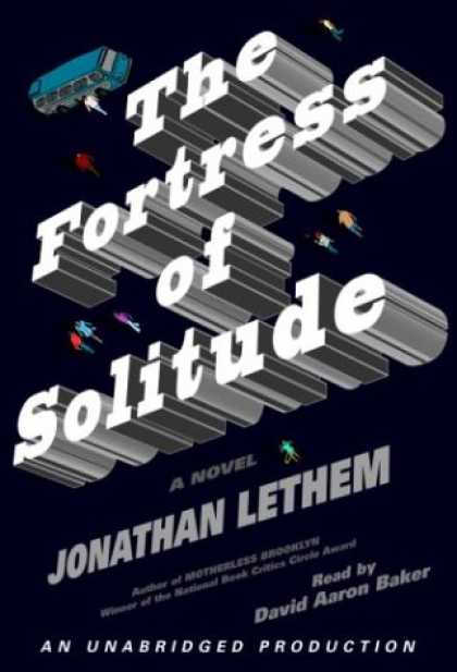 Greatest Book Covers - The Fortress of Solitude