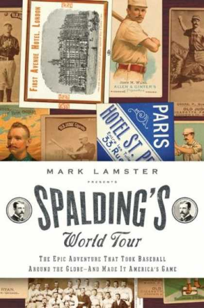 Greatest Book Covers - Spalding's Word Tour