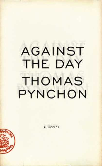 Greatest Book Covers - Against the Day
