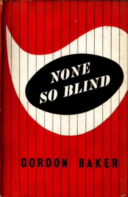 Greatest Book Covers - None So Blind