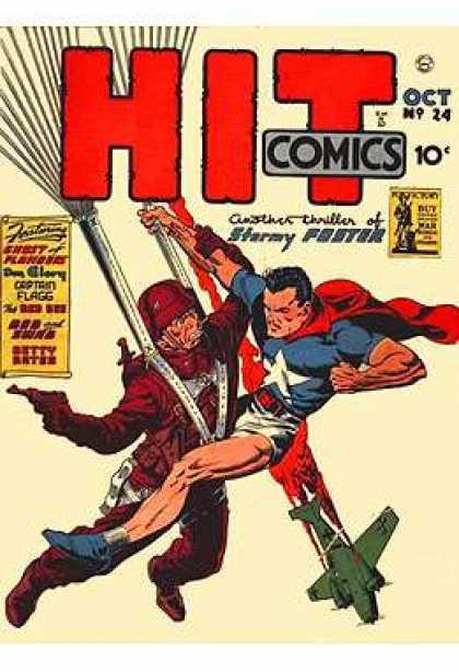 Hit Comics 24