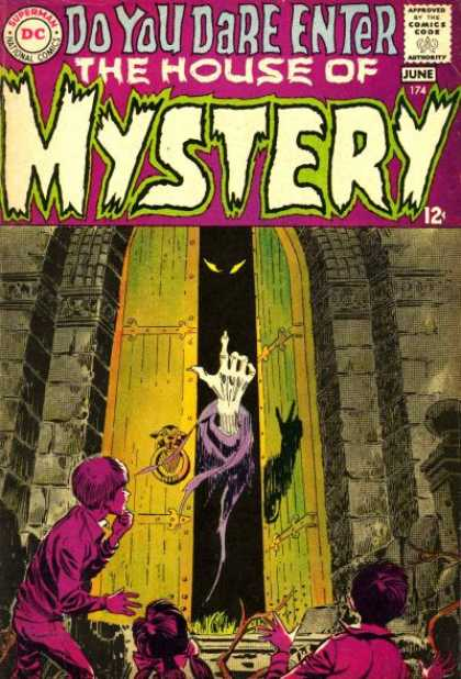 House of Mystery 174 - Nick Cardy