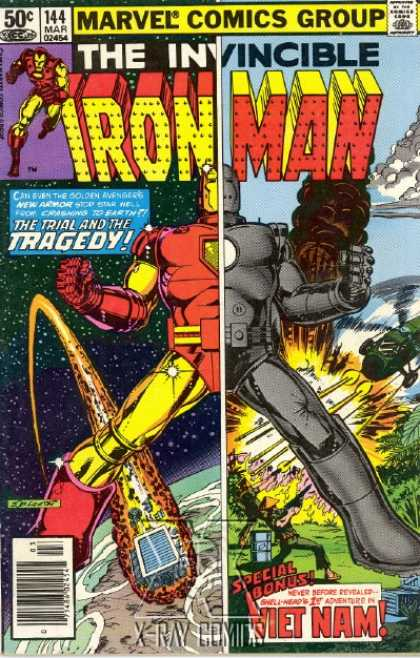 Iron Man 144 - Bob Layton