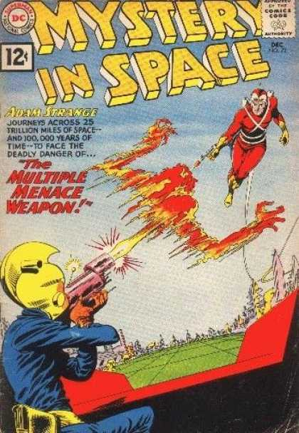 Mystery in Space 72