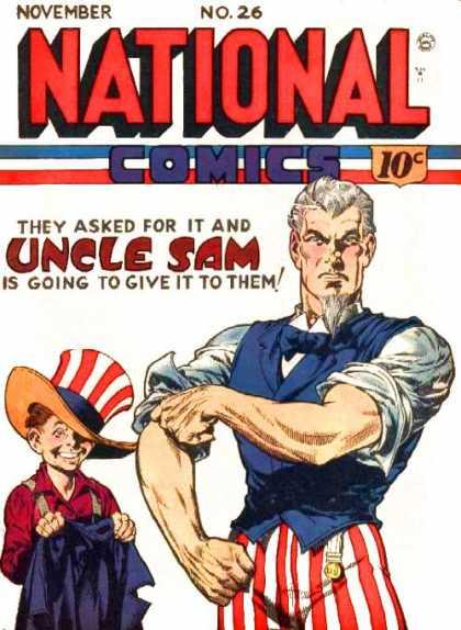 National Comics 26