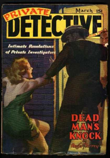 Private Detective Covers