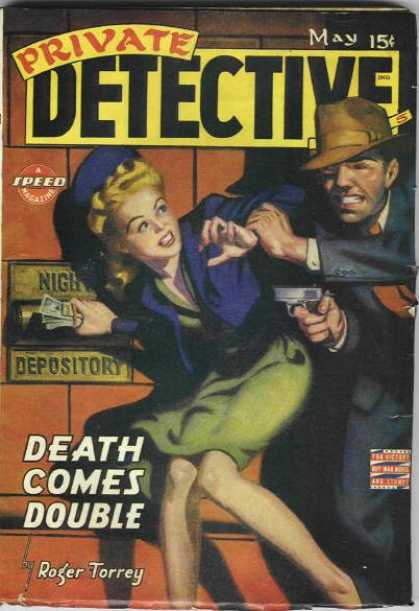 Private Detective Covers #50-99