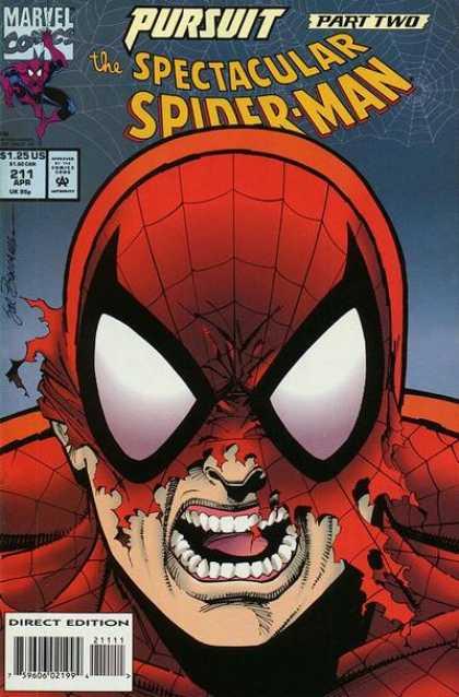 Spectacular Spider-Man #211 - Sal Buscema