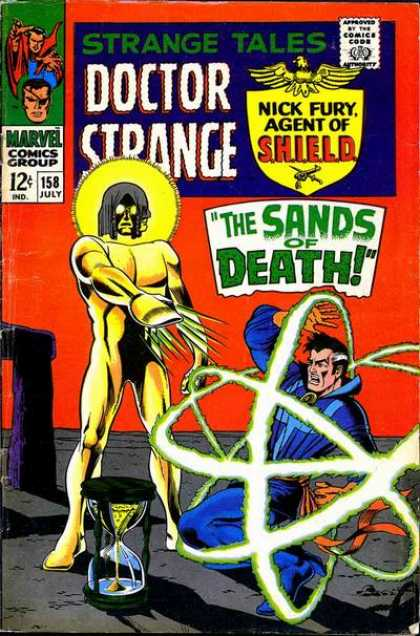 Strange Tales 158 - Bill Everett