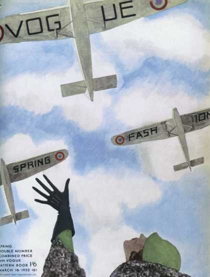 Vogue - March, 1932