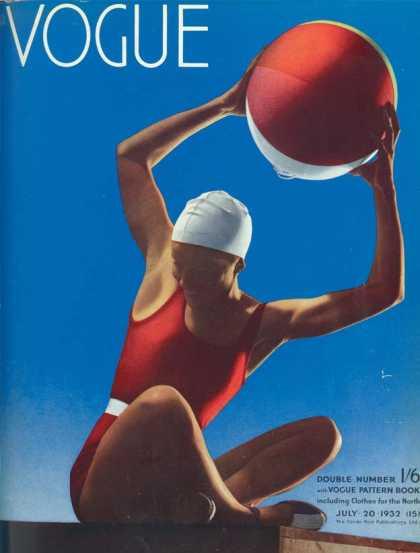 Vogue - July, 1932