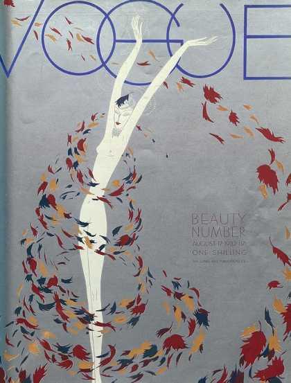 Vogue - August, 1932