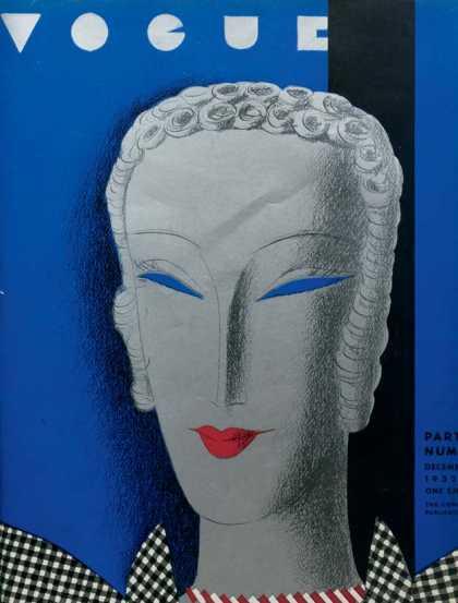 Vogue - December, 1932