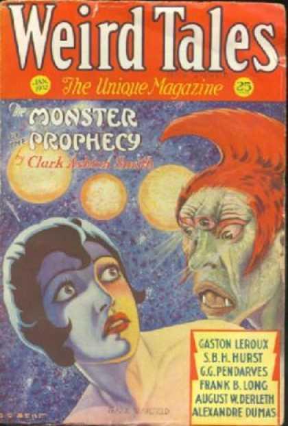 Weird Tales 70