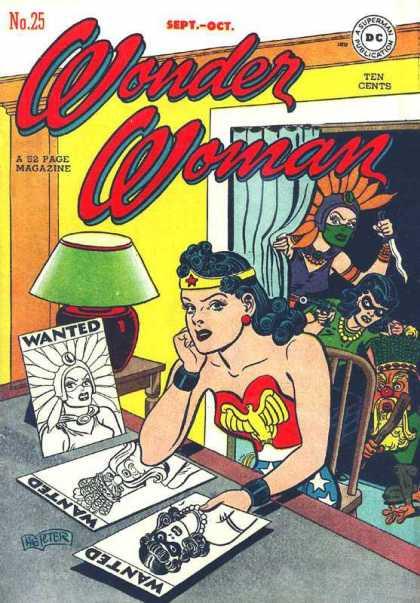 Wonder Woman 25 - Aaron Lopresti, Design Hi-Fi