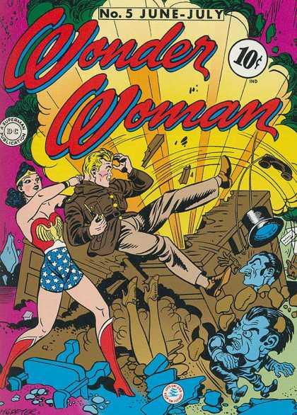 Wonder Woman 5 - Harry Peter, Terry Dodson