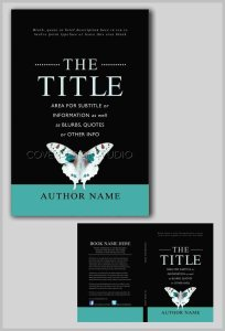 butterfly book covers
