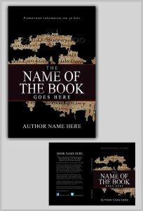 ancient script cool book cover