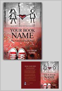 hearts pretty book cover