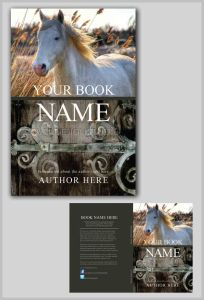 horse beautiful book covers