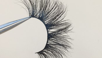 DH010 Hot Selling Big Eyelashes Mink Lashes Wholesale Vendor