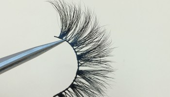 DH012 Hot Selling Big Eyelashes Mink Lashes Wholesale Vendor