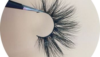 DH003 Big Mink Eyelashes Wholesale Hot Selling