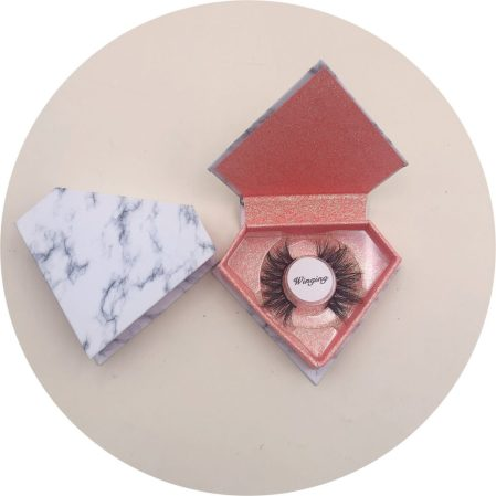 custom lashes packaging box