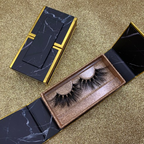 New Style Custom Lashes Packaging