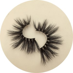 22MM mink lashes DN04