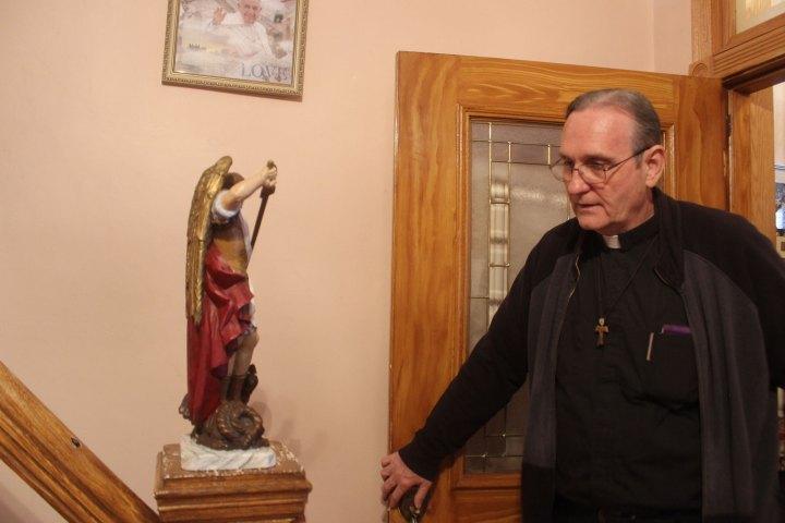 Father Douglas McKay